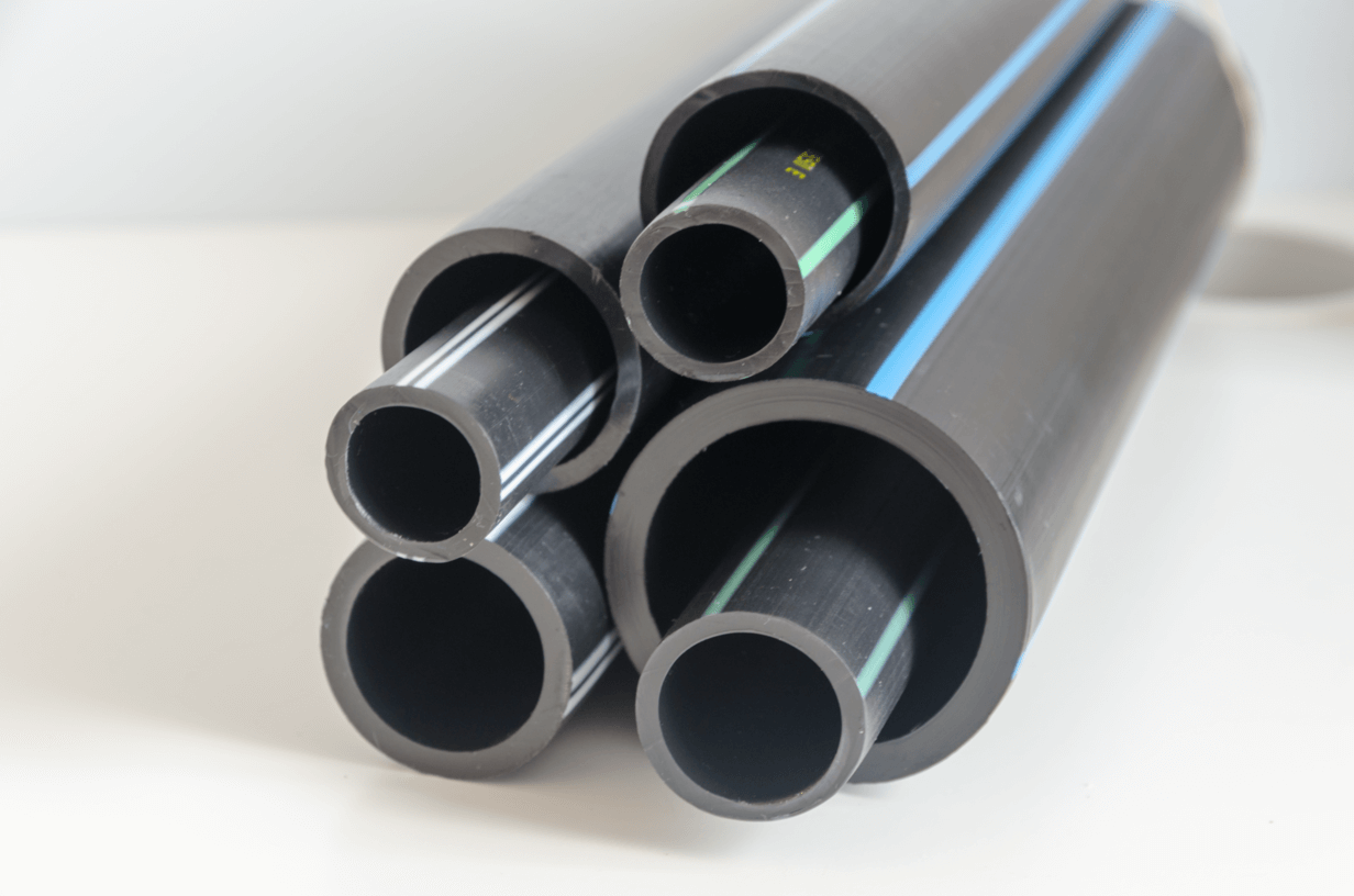 Pipes with diameters from 63 tom 90 mm we produce on the request
